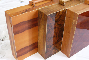 Classy suitcases for the perfect orchestration