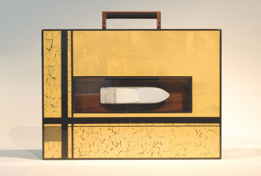 The yacht case – handmade with passion